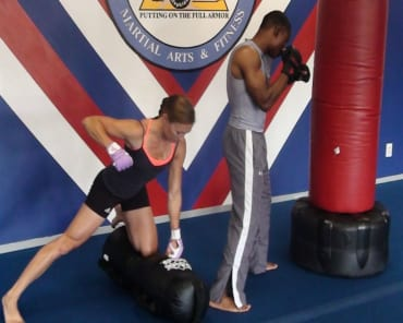 Self Defense in Colorado Springs - Calvary Family Martial Arts And Fitness