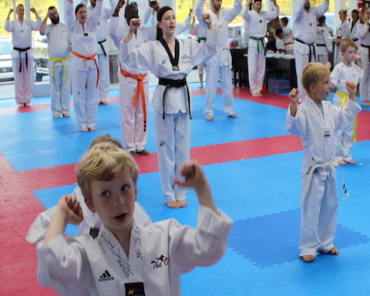 Kids Martial Arts Holly Springs