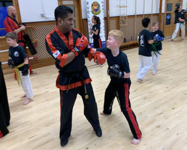 Family Martial Arts  in Camberley - Pil Sung Do Martial Arts
