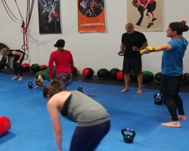 Fitness in Charlotte - FTF® Fitness and Self-Defense