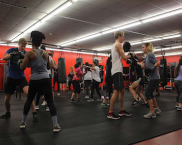Fitness Boxing in Athens - Keppner Boxing
