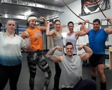 Fitness Classes in Freehold - CrossFit Dark Athletics