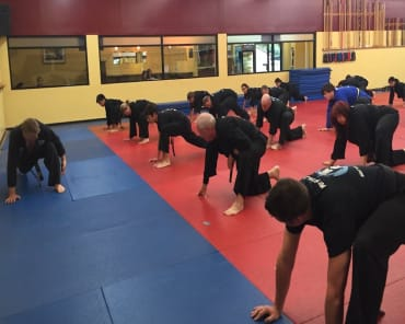 Adult Fitness in Houston - Meyerland Martial Art Center