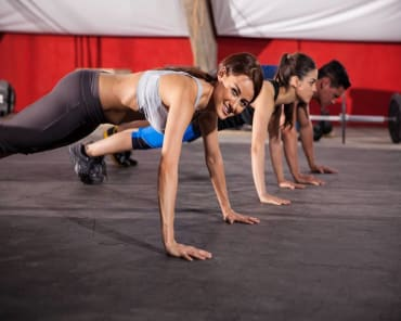 Fitness Classes in Belmont - Tokyo Joe's Studios