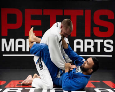 Franklin Jiu Jitsu Classes