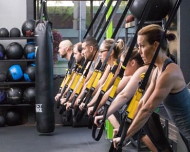 Free Fitness Passes  in Pleasanton - HITT Factory