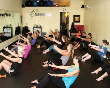 Group Fitness in Hudsonville - Get emPowered Fitness Studio