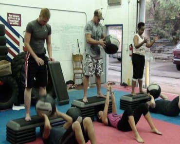 Group Fitness in Colorado Springs - Calvary Family Martial Arts And Fitness