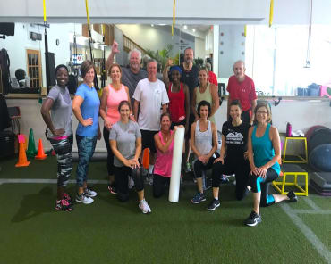 Group Fitness in Hilton Head Island - LAVA 24 Fitness