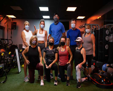 Group Fitness Training near Hilton Head Island