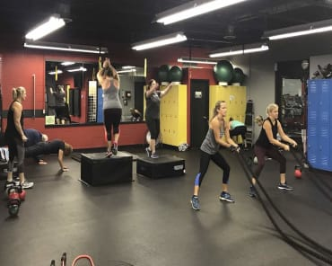 Group Fitness in Archbold - Fusion Health & Fitness