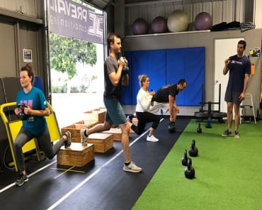 Group Fitness in Santa Barbara - Prevail Conditioning