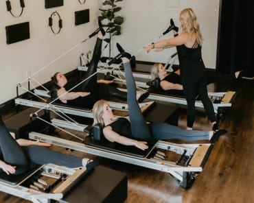 Pilates near Pleasant Grove