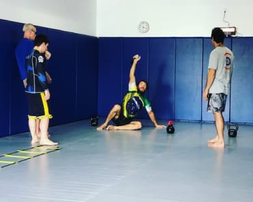 Brazilian Jiu Jitsu Golden Gate FL