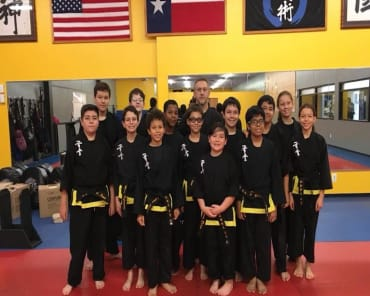 Kids Martial Arts in Houston - Meyerland Martial Art Center