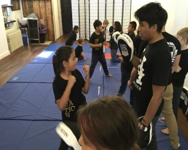 Hyper Camps in Brooklyn - Johnny Karate NYC