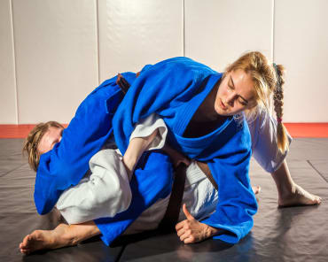 Jiu Jitsu in Madison - Black Belt America