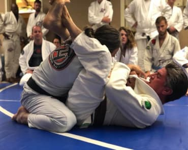 Jiu Jitsu in Hattiesburg - Team Hopkins Hattiesburg