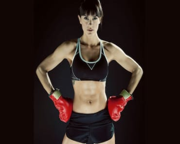 Womens Fitness Kickboxing in Whitman - The TAMA Dojo