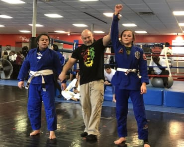 Kids Brazilian Jiu Jitsu in Chesapeake - Da Firma Training Center