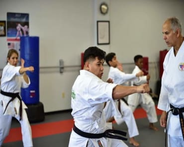Kids Karate near Sugar Land