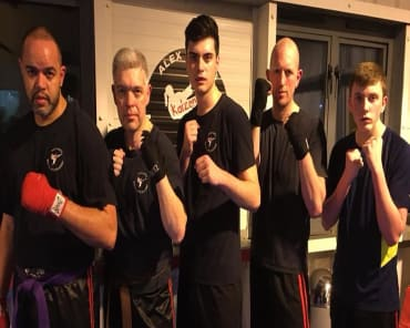 Adult Kickboxing in Waltham Abbey - Alex Hart's Kaizen Martial Arts