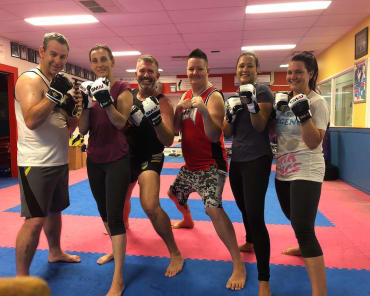 Kick Fitness in Nerang - Combined Martial Arts Academy Nerang
