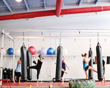 Kickboxing in Castle Rock - Easton Training Center