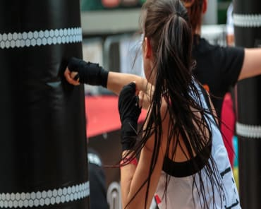 Kickboxing Fitness in Bethesda - Polander Academy Of Martial Arts