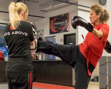 Kickboxing in Boca Raton - American Professional Martial Arts