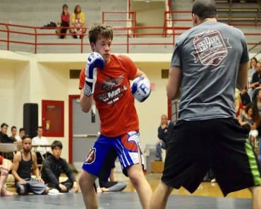 Kickboxing in Parker County - Epic Fight & Fitness Academy