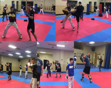 Kickboxing in Washington County - Pittsburgh Martial Arts