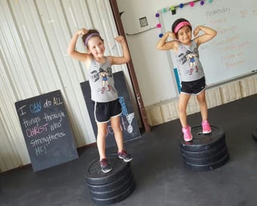 Kids Fitness in Rockwall - CrossFit Swashbuckle