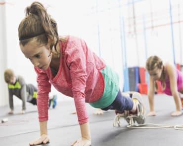 Kids CrossFit in Omaha - CrossFit Solaria