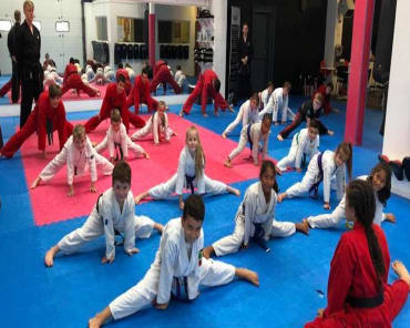 Kids Karate in Waltham Abbey - Alex Hart's Kaizen Martial Arts