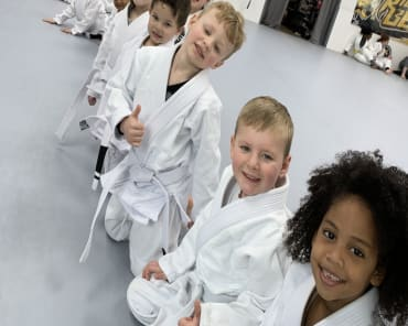 Kids Martial Arts near Wake Forest