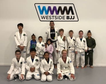 Kids Brazilian Jiu Jitsu near Little Rock