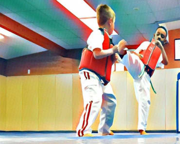 Kids Martial Arts  near Lafayette