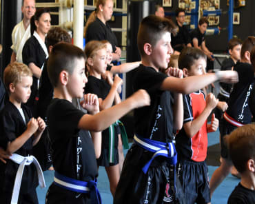 Kids Martial Arts near Smeaton Grange