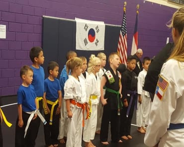 Kids Martial Arts near North Richland Hills