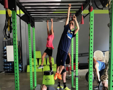 Kids Fitness in Simi Valley - Epic Fitness