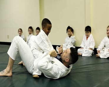 Kids Martial Arts in Warren - Team Bundy Gracie Jiu-Jitsu