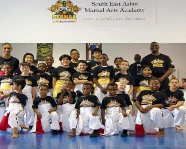 Kids Martial Arts in Ewing - Southeast Asian Martial Arts Academy (SEAMAA)
