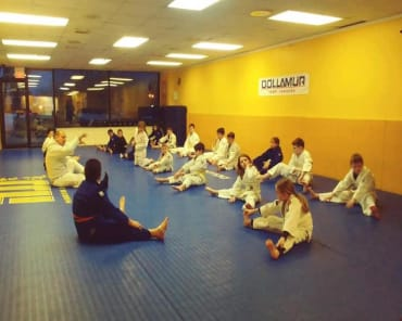 Kids Judo near Pompton Lakes