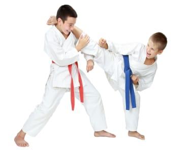 Kids Karate near Colwyn Bay, Conwy