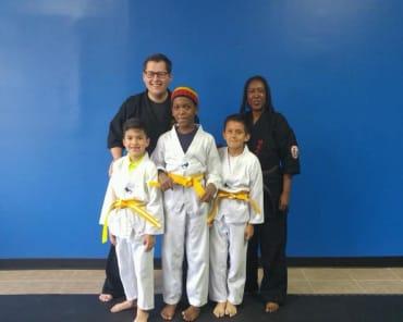 Kids Martial Arts in Spring - Vortex Sports Academy - Spring