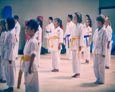 kids martial arts near me