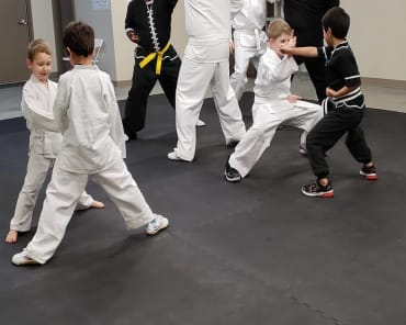 Kids Martial Arts near Temple