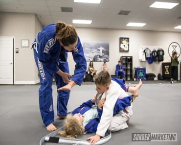 Kids Brazilian Jiu Jitsu near Boynton Beach