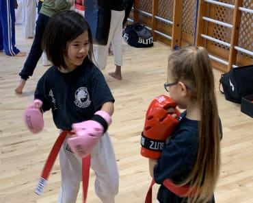 Kids Martial Arts in Camberley - Pil Sung Do Martial Arts